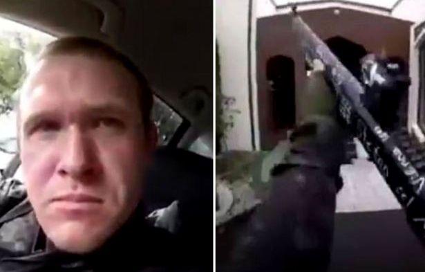 Yeni Zelanda'da Haçlı Hristiyan teröristler camideki Müslümanlara saldırdı