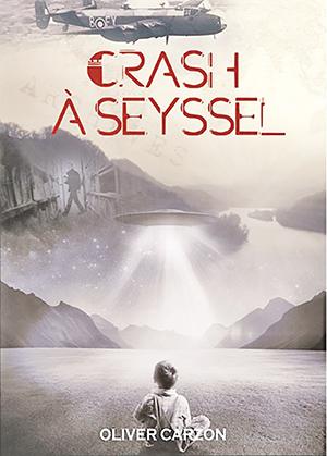 Oliver Carzon 1er de couverture Crash à Seyssel ballad et vous