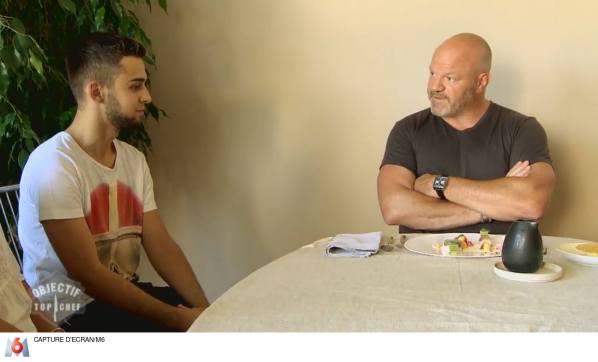 Top Chef Mathieu Masson ballad et vous 5
