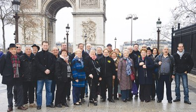 Montmartre vigneron triomphe ballad et vous
