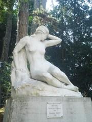 Grand nu féminin - Alfred Boucher