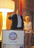 Jacques Drhouin et Annie Dellablanche