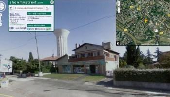 votre adresse dans google street view - Comment Voir Sa Maison Sur Google