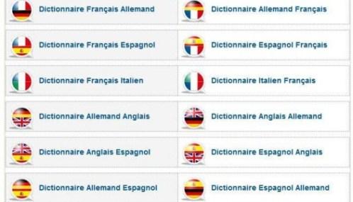 Traduction Allemand Français Lexilogos