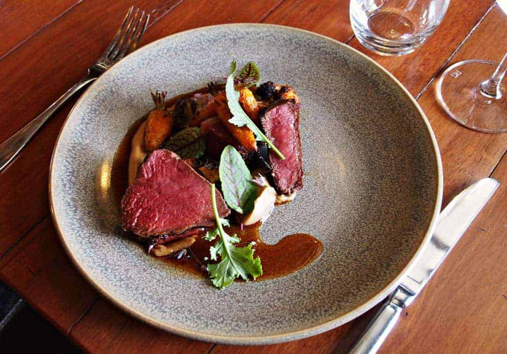 local Granite Belt produce Killarney Beef at the Barrelroom