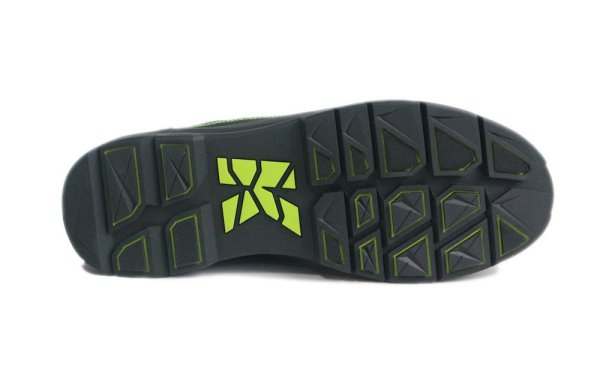 Kujo Footwear - Mens - Black and Green