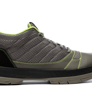 Kujo Footwear - Mens - Gray and Green