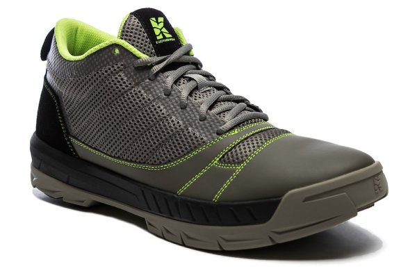 Kujo Footwear - Womens - Grey and Green