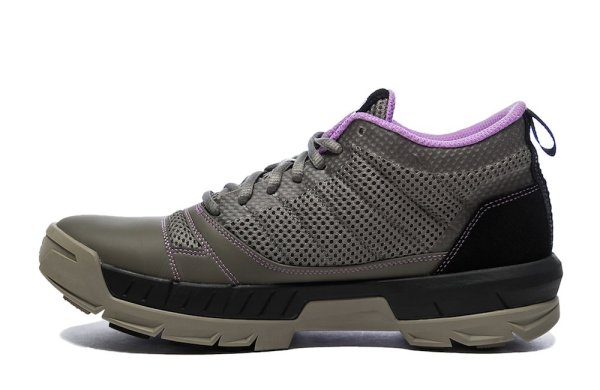 Kujo Footwear - Womens - Grey and Purple