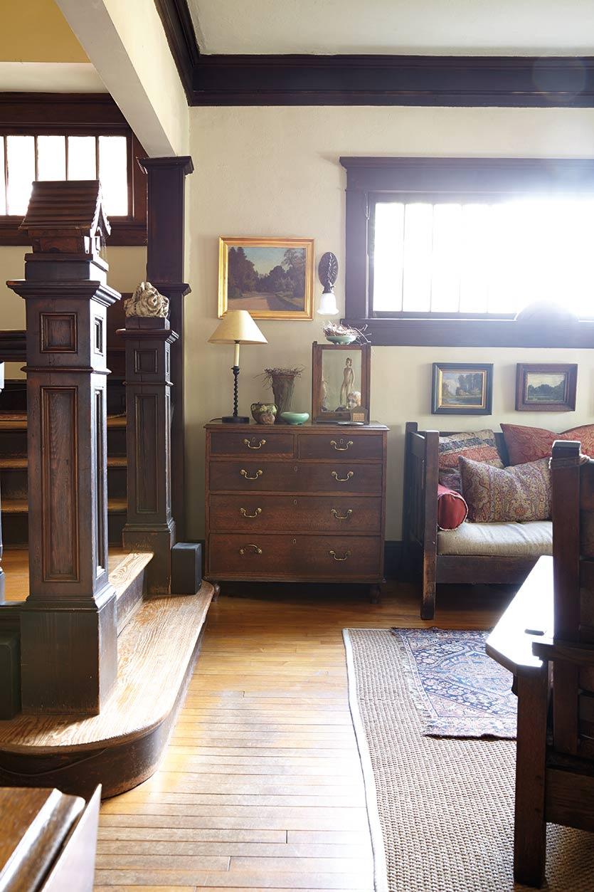 Tour Of A Craftsman Home In Atlanta GA
