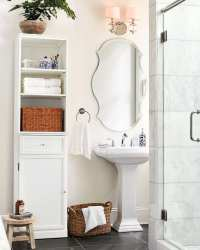 Where To Place Towel Ring In Bathroom