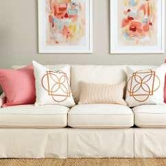 Pink Throw Pillows For Sofa Paletten Bett Kissen Auflagen Guide To Choosing How Decorate