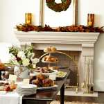 How To Set Up A Buffet On A Dining Table Or Sideboard How To Decorate
