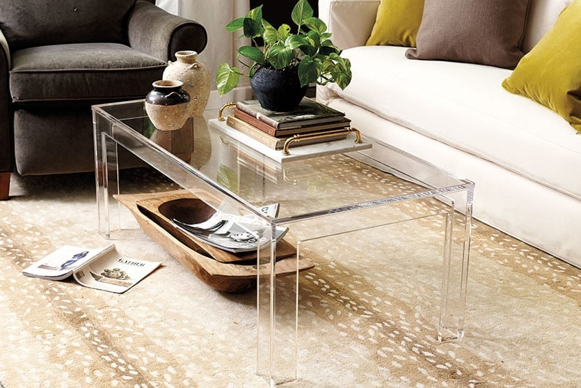 ballard designs dining chair slipcovers rocking pad sets how to clean acrylic furniture & accessories - decorate