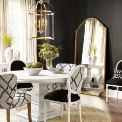 Lighting For Living Rooms Ideas Room Shelving Solutions How To Decorate Home Decorating From Ballard Designs 8 Reasons We Love With Black And White