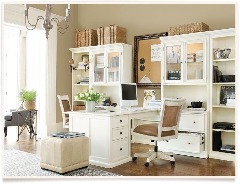 Beckham Home Office Furniture Collection Ballard Designs