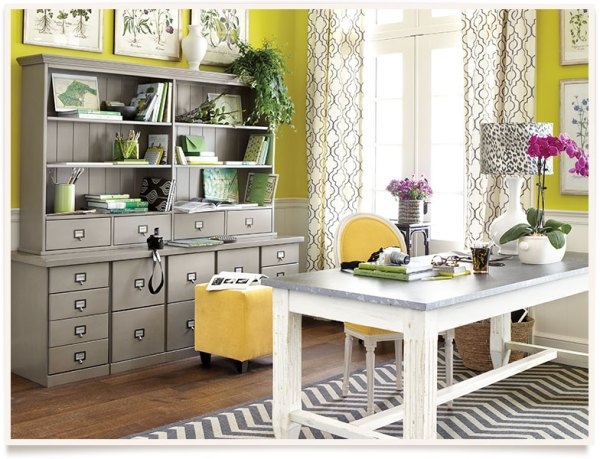 ballard home office design Hudson Home Office Furniture | Ballard Designs
