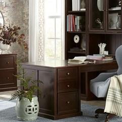 Home Office Desk Chairs Convertible Bed Chair Modular Furniture Ballard Designs Tuscan