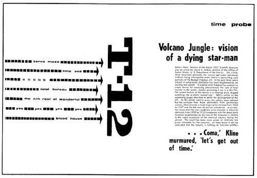 J.G. Ballard's Experiment in Chemical Living