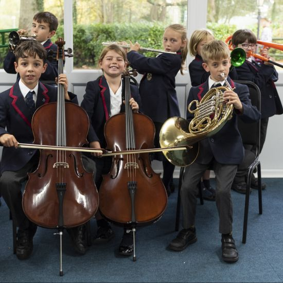 Celebrating the Sound of Success – Music at Ballard
