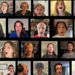 Video: Remote Choir Fly to Paradise