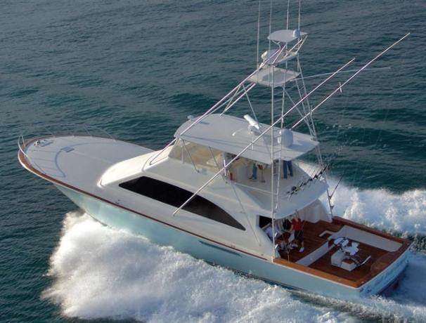 Ocean Yachts For Sale In San Diego Ballast Point Yachts