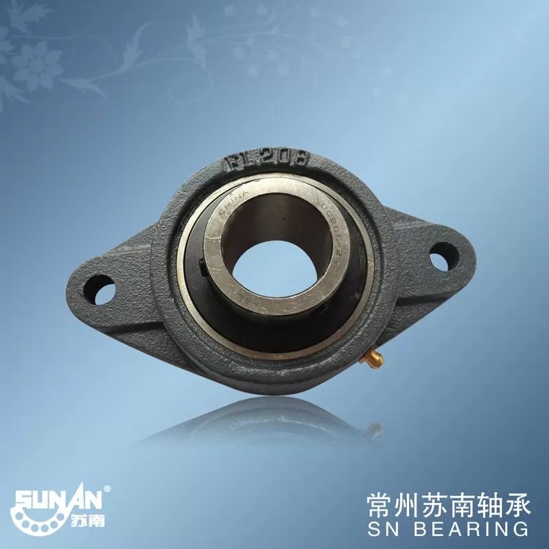 1 1 2 inch bearing cast iron pillow bearing block with low vibration ucfl208 24