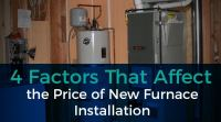 The Price of New Furnace Installation | Ball Building Services