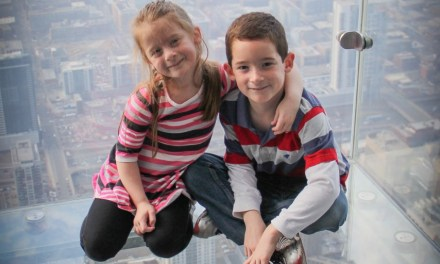Willis Tower in Chicago…Not For the Faint of Heart