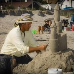 How to build sand castles on Pinterest