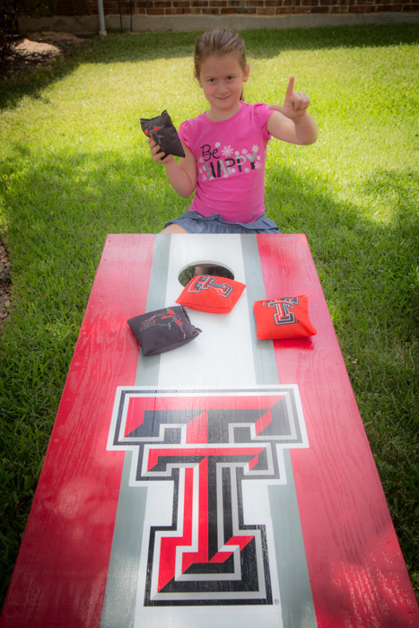 Of course, the Texas Tech board is my favorite!