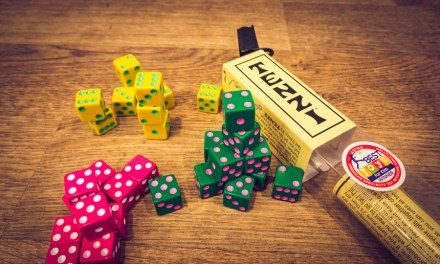 Tenzi…A Fast, Addictive Dice Game!  Who Wants to Play?
