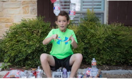 Bottle Flipping…What is the Big Deal?