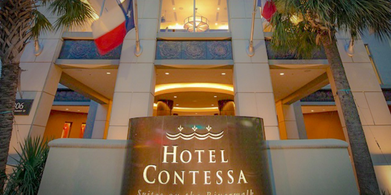 Hotel Contessa…A Hotel You Should Visit if You're in the San Antonio Area