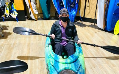 Hooray…the Kayak Shortage is Over!  At Least for Now…