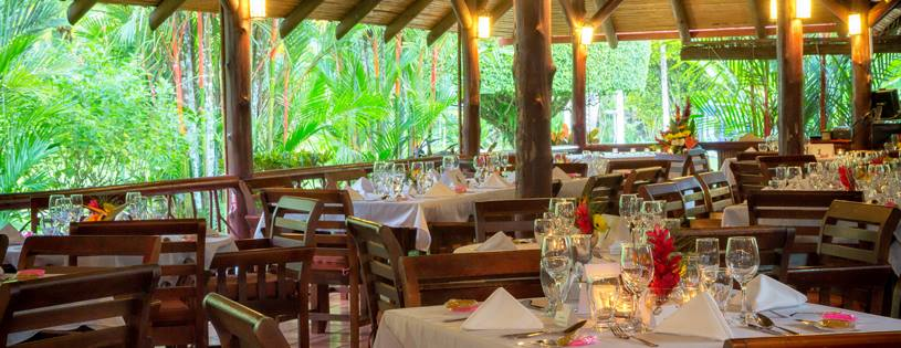 El Rancho Restaurant, Hotel Villas Rio Mar