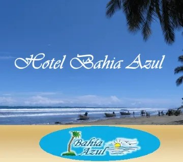 Enjoy your stay at Bahia Azul a very Tican hotel, Hotel Bahía Azul en Uvita, un hotel muy tico.