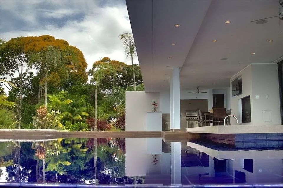 South pacific costa rica the highlest value added real for Costa rica home prices