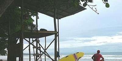 Lifeguardsin Costa Ballena