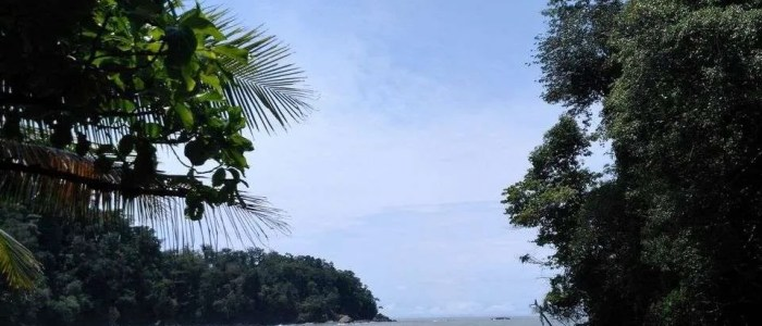 Osa Peninsula, South Pacific Costa Rica, natural attractions