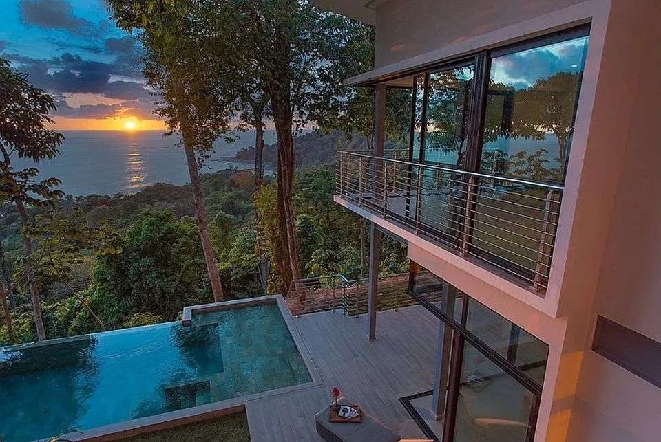 When you buy your Costa Rica Ocean View Luxury Villa