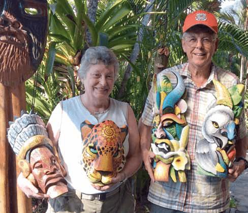 Happy Tourists - Osa, Costa Ballena, Uvita - Ballena Tales The Magazine