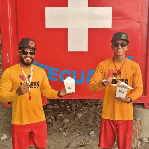 Community Support for the Lifeguards - Osa, Uvita, Costa Ballena