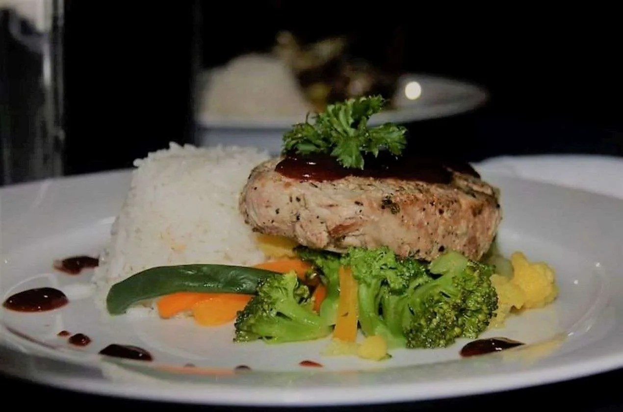 Fusion specialties and Sushi, Fusion Restaurant & Bar,