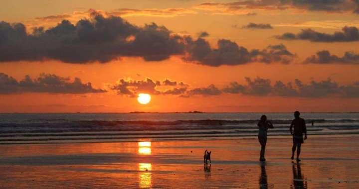 Costa Rica beaches, Playa Colonia Chaman, Parque Marino Ballena, Marino Ballena National Park