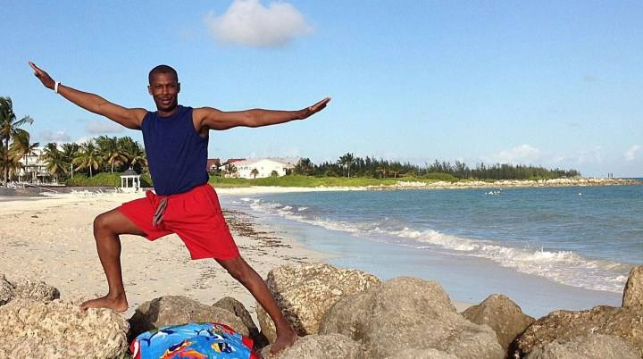 Personal training and athletic development programs with Olympic athelte Ian James