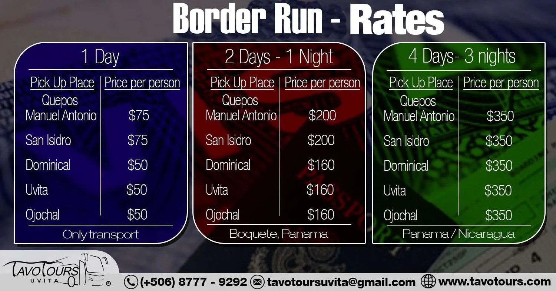 TAVO TOURS UVITA, Tourism Transportation in Costa Rica