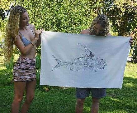Fish Print Workshop