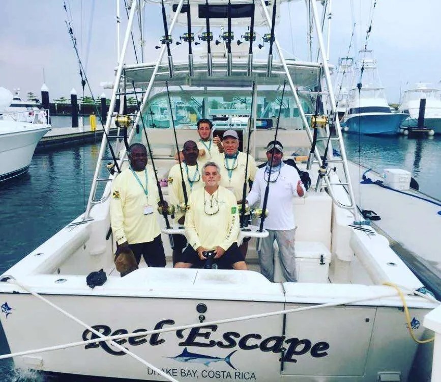 Drake Bay, incredible beaten path destination for sportfishing in Costa Rica