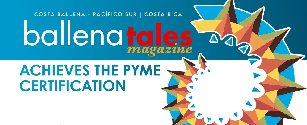 Ballena Tales achieves the PYMES certification
